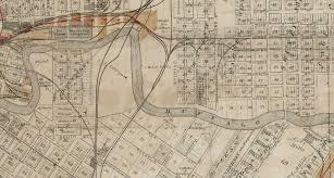 map houston harris county map of houston harris county 1900 save history