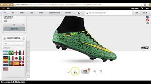 nike design your own how to customize your nike football cleats