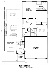 bungalow garage plans british columbia floor plan house plans pinterest british