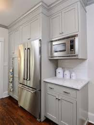 White Kitchen Cabinets And White Countertops White Kitchen Cabinets Grey Countertops Google Search Kitchen
