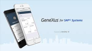 sap ux tutorial building fiori ux themed native mobile apps with genexus for sap