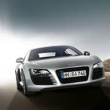 Audi Puts Its Future Into High Tech Gear