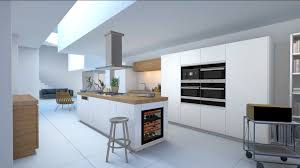 Miele Kitchens Design by Kitchen Appliance Visualizer Redplant Realtime Studio