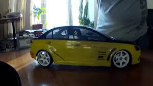 mitsubishi yellow tamiya mitsubishi lancer exo x black yellow youtube