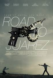 extra large movie poster image for road to juarez films