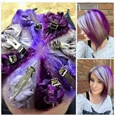 salt and pepper hair with lilac tips best 25 silver purple hair ideas on pinterest silver lavender