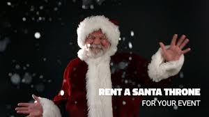 santa chair rental santa throne chair rental in milwaukee and wisconsin