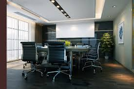 excellent office conference room decoration with light wood oval
