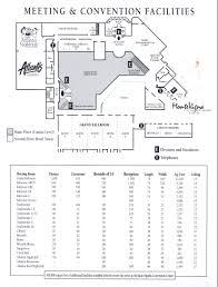 Reno Map Venue Information