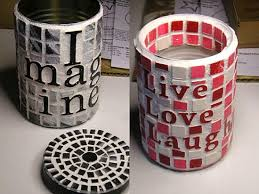 Tin Can Table Decorations How To Decorate Tin Cans Home Decor 2017
