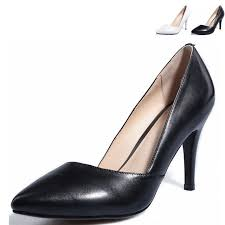 free ship genuine leather open peep toe thin 3 inch black heels