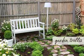 Diy Garden Trellis Ideas Garden Trellis Ideas Pictures Country Homes