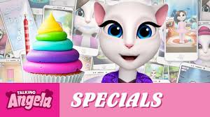 talking easter eggs my talking angela s anniversary and gameplay easter egg