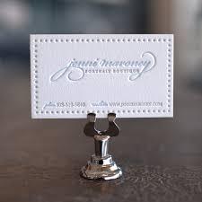 Business Card Wedding Cotton Paperie Letterpress Wedding Invitations Eco Friendly