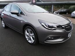 used 2017 vauxhall astra 1 4 sri nav s s for sale in shropshire