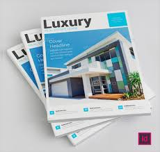 real estate brochure templates psd free 19 luxury brochure template free psd ai vector eps format