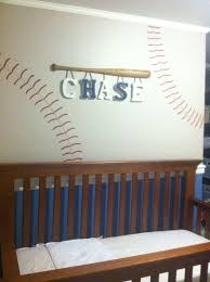 baseball letters perfect for a little boy babe s room boys room paint idea baseball and blue