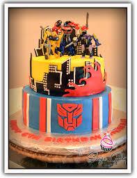 transformers birthday transformers birthday cake in sugie galz birtdhday