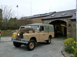 land rover mod landrover defender landrover series 2a genuine ex military 109