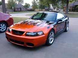 Black Mustang For Sale 2004 Ford Mustang Svt Cobra For Sale