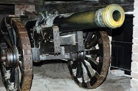 siege canon cannon