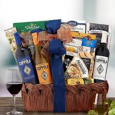 wine gift baskets wine gift baskets coppola wine gift basket