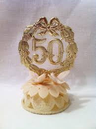 50th wedding anniversary cake toppers cake topper 50th wedding anniversary food photos