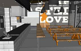 Fast Casual Restaurant Interior Design Midtown U0027s Whole Foods Market Will Open A Fast Casual Brazilian