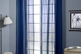 Walmart Navy Blue Curtains by Curtains Sheer Navy Curtains Amazing Sheer Navy Blue Curtains 2