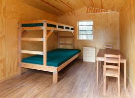Camper Bunk Bed Sheets by Build Bunk Beds For Camper Headwaters Lodge At Flagg Ranch Vw