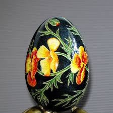 decorated goose eggs 83 best goose egg decorating images on easter eggs egg