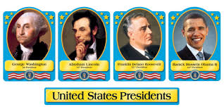 Presidents Of The United States Bulletin Board Set Classroom Direct