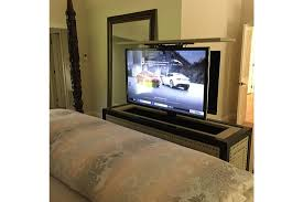 tv lift cabinet foot of bed foot of bed tv lift cabinet by cabinet tronix 2 cabinet tronix