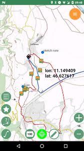 Map With Longitude And Latitude Geopaparazzi Reference Manual