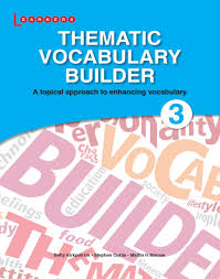 thematic vocabulary builder 3 india