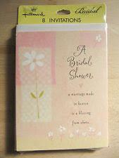 wedding invitations hallmark hallmark wedding invitation ebay