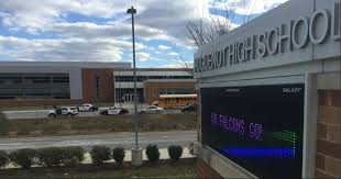 huguenot high school yearbook student arrested after up fights at huguenot high