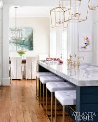 Kitchen Of Atlanta by Kitchen Of The Year 2017 Ahl Brass Barstools Shiplap Siding On