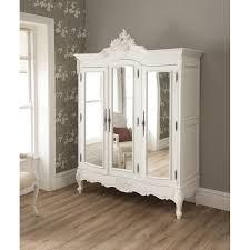 home design alluring french shabby chic wardrobes wardrobe doors