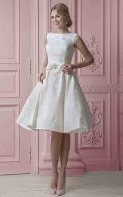 short wedding dresses white knee length dresses dressafford