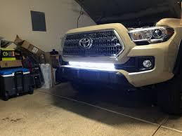2017 tacoma light bar 30 light bar install easier than you might think bar easy and