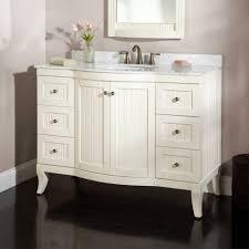 bathroom modern bath allen and roth vanity 60 inch single sink