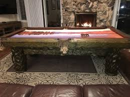 lumber jack awesome pool tables
