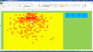 Coordinates Map Worksheet Function How To Plot Coordinates In Excel Super User
