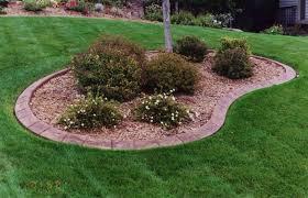 Landscaping Edging Ideas Decorative Landscape Edging Ideas Inexpensive Landscape Edging