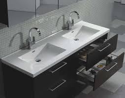 double vanity bathroom cabinets 59 modern double vanity set espresso tn a1510 wg conceptbaths dual