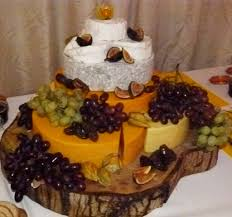 wedding cake of cheese cheese tower wedding cakes wedding fairs east