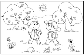 printable coloring pages kids animals printable coloring