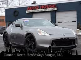 Nissan 370z Pricing Used 2009 Nissan 370z Touring At Auto House Usa Saugus