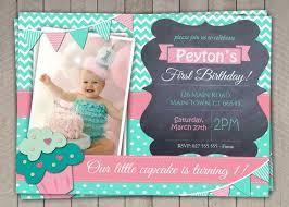 11 best 1st birthday invites images on pinterest birthday ideas